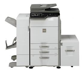 全新黑白数码复印机