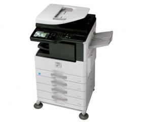 黑白全新数码复印机